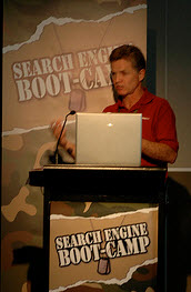 SEO presentation1 Search Engine Boot Camp New Zealand 2009