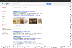leonardo da vinci1 300x200 Google Knowledge Graph Impact On Search Marketing