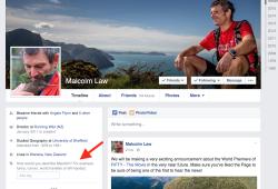 Facebook Profile Tagging