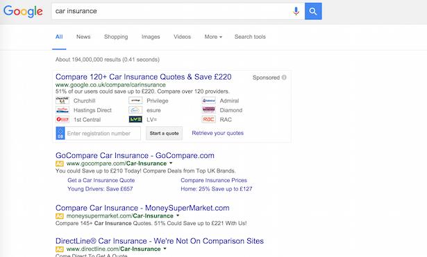 Google-compare-serps