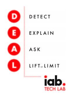 DEAL iab adblocker detection