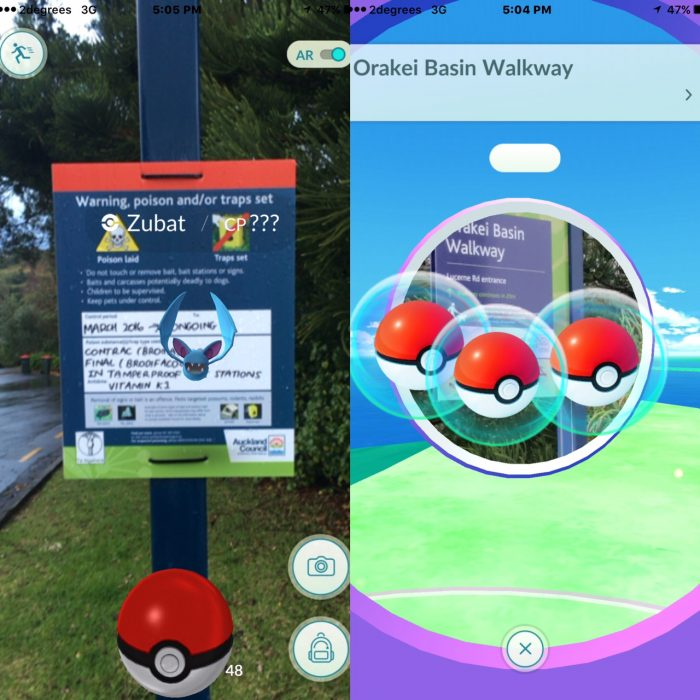 PokeStop NZ