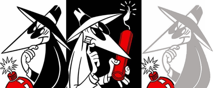 Spy vs Spy edit