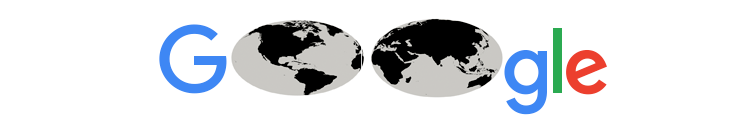 image-of-google-logo-including-world-maps