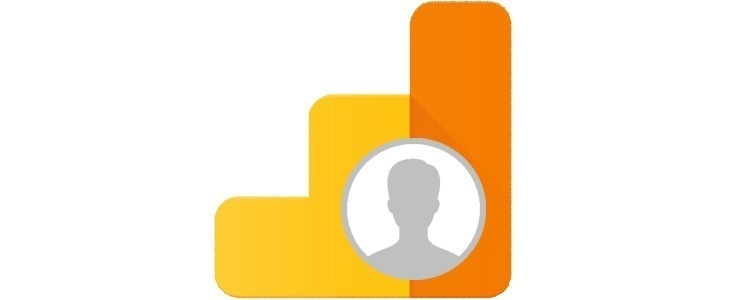 picture-of-google-analytics-logo-with-user-icon