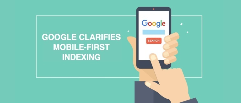 Mobile-first indexing questions answered by Google