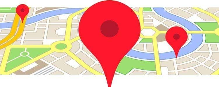 image-showing-gogle-maps-with-location-pins